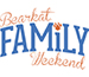 Bearkat Family Weekend logo